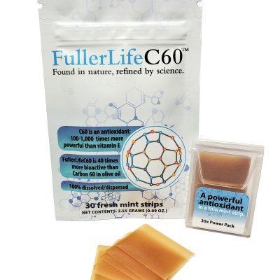 Carbon 60 (C60) Antioxidant