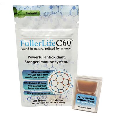 Strong antioxidant. Better immune system.