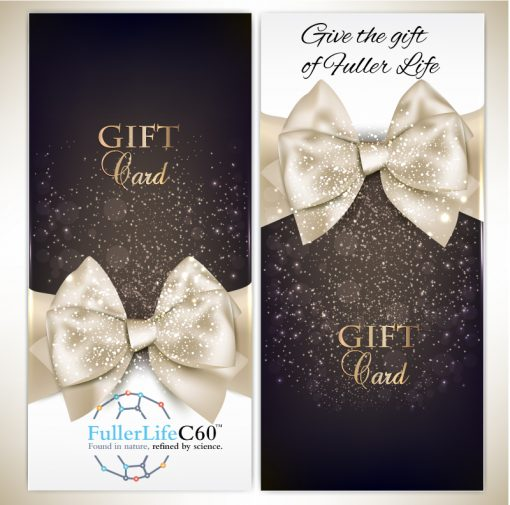 Give the gift of health with a gift card