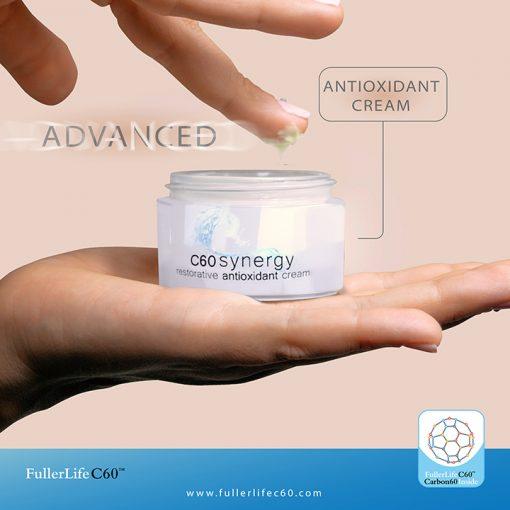 Antioxidant C60 Cream